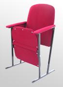 кресло для актового зала с откидным сиденьем