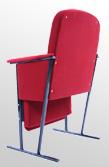 Кресло для конференц зала на металлокаркасе